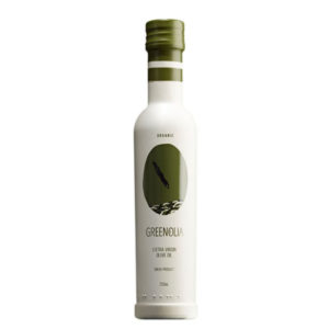 Organic White Fles 250ml