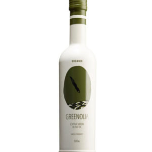 Organic White Fles 500 ml