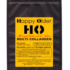 Happy Older MultiCollageen 3
