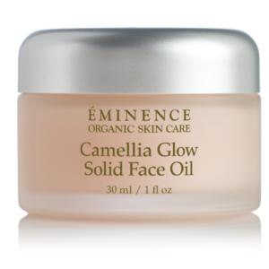 NIEUW: Camellia Glow Solid Face Oil 30ml