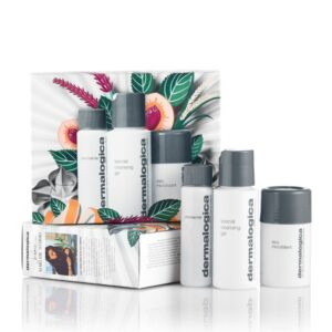 TIP: Cleanse & Glow to go Holiday gift set